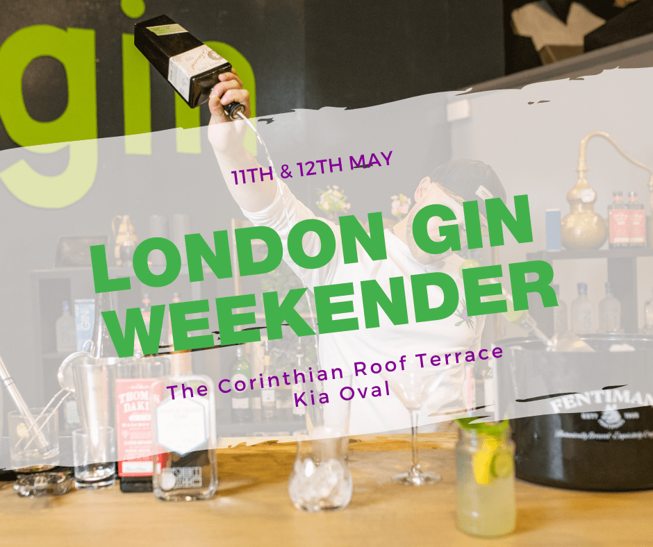 The London Gin Lounge Weekender