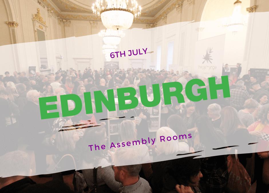 Edinburgh Gin Lounge Festival 2019