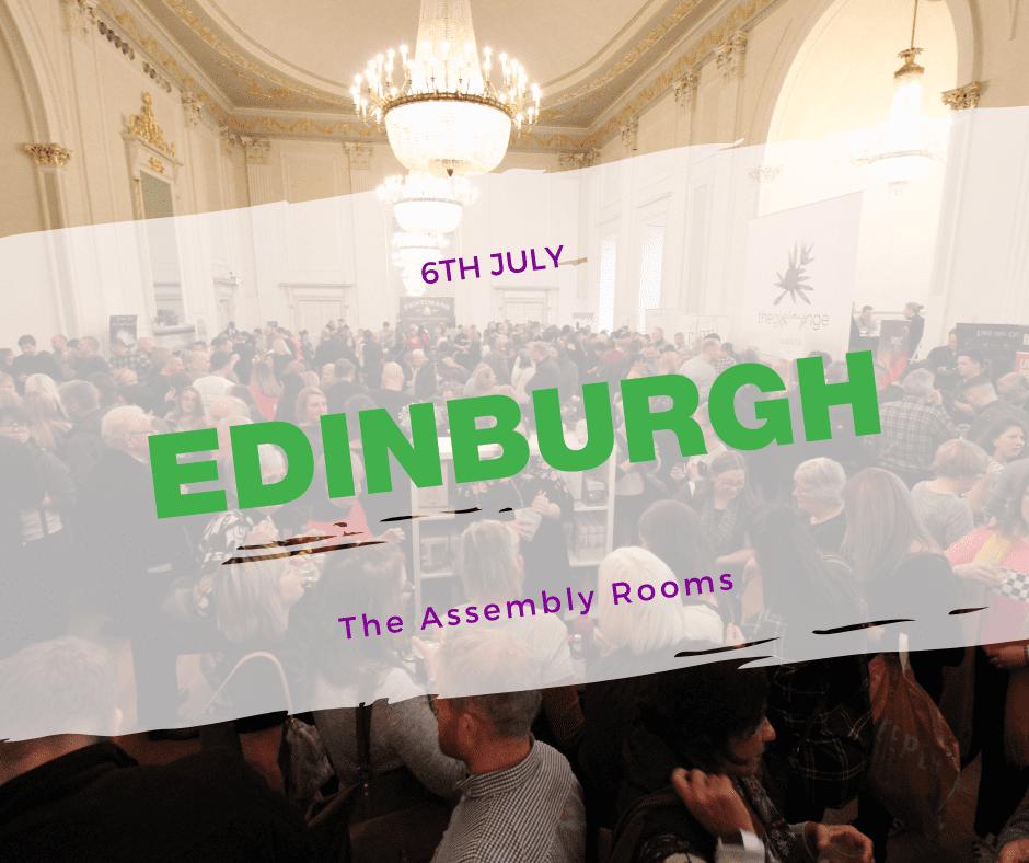 The Edinburgh Gin Lounge Festival