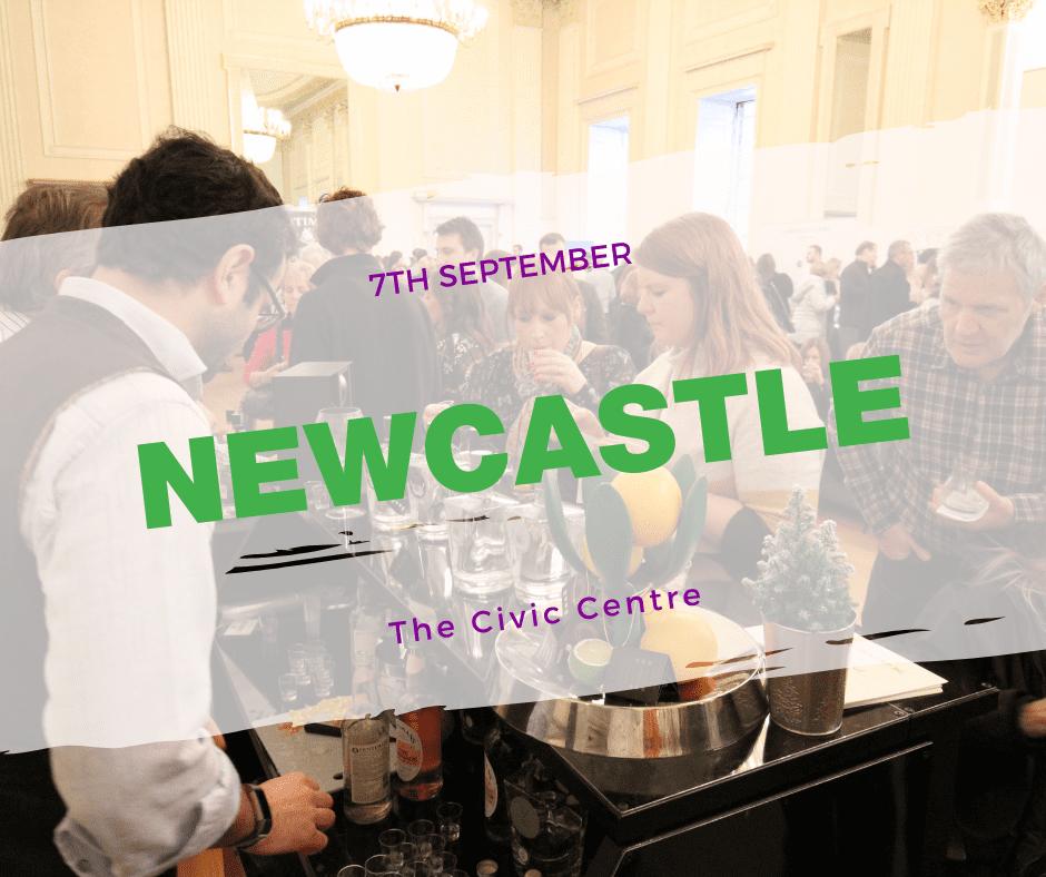 Newcastle Gin Lounge Festival