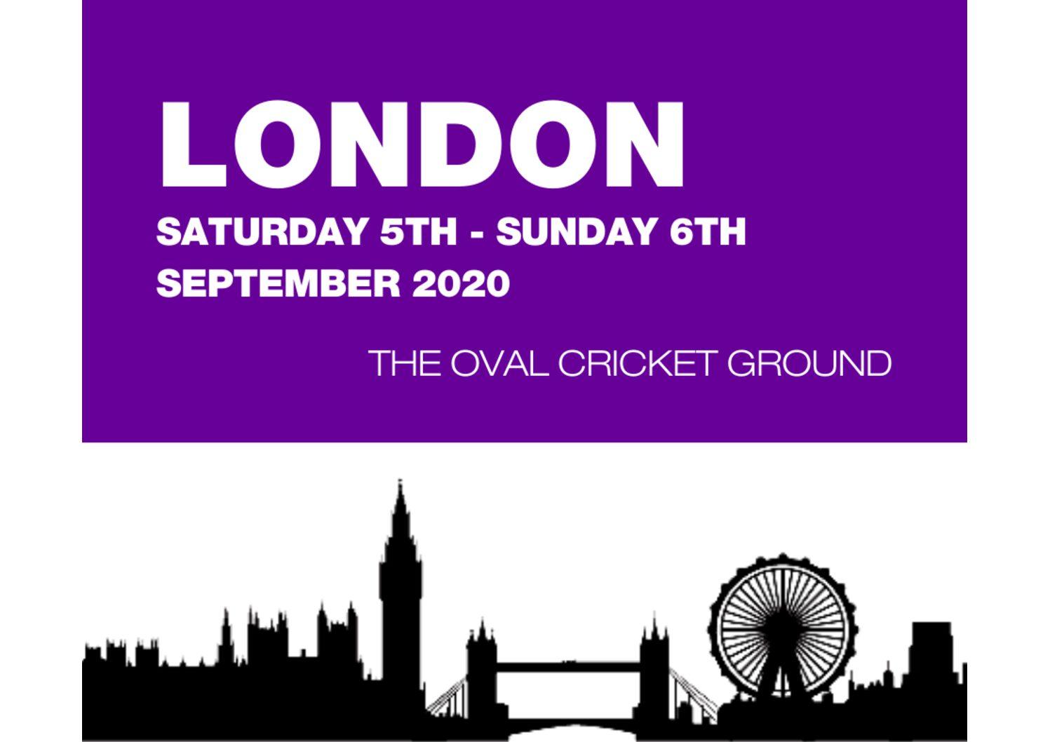 London GIN WEEKENDER 2020 – Tickets