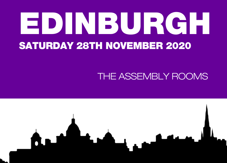 Edinburgh Gin Lounge Festival 2020